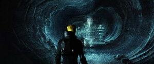 Engineer hologram