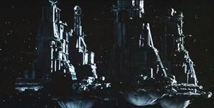 Nostromo With Weyland Corp Refiery