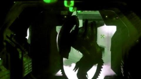 Alien The Deleted Airlock Sequence - Explained