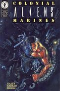 Aliens Colonial Marines Issue 10