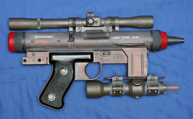 File:Nostromo laser pistol.jpg