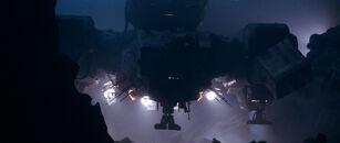 Nostromo Landing