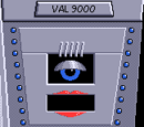 VAL 9000