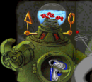 Wobbie the Wobot