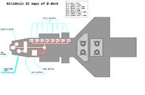 Niridesis 01 maps of deck B
