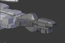 Blender 3d niridesis model (in progress)