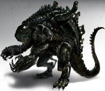 Bull Xenomorph