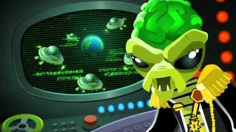 LEGO Alien Conquest Teaser