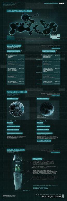 Black Liquid Infographic