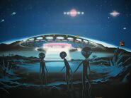 Aliens-Greys-Mothership