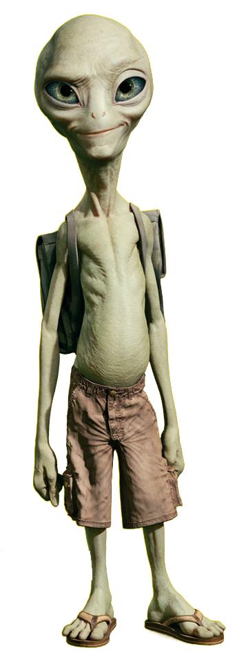 Paul Das Alien