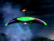 War of the Worlds UFO