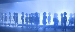 Close Encounters of the Third Kind Aliens
