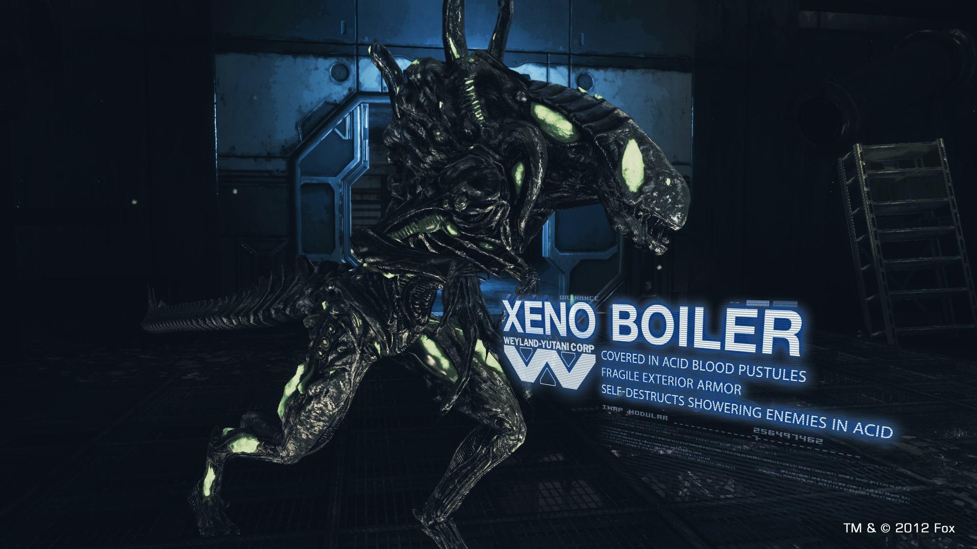 Boiler | Alien Wiki | FANDOM powered by Wikia