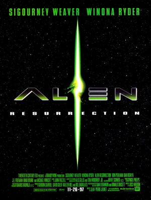 Alien -resurrection-poster