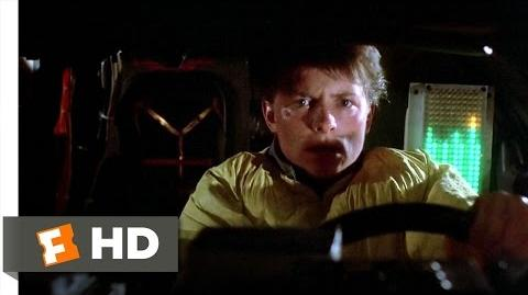 Back to the Future (3 10) Movie CLIP - Back in Time (1985) HD