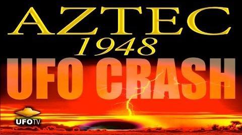 Aztec UFO incident