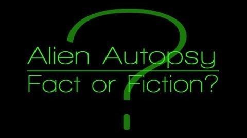 Alien Autopsy - Fact or Fiction? (1995)