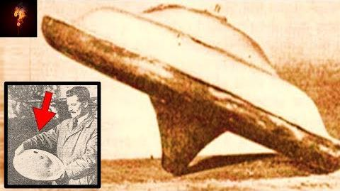 """""""1957 UFO"""" found In London Museum Archives?"""