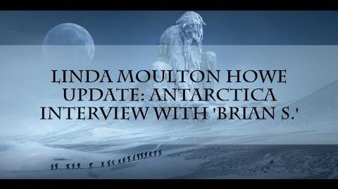 Linda Moulton Howe Interview of Naval Officer - Antarctica