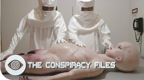 The Alien Autopsy Tape The Conspiracy Files