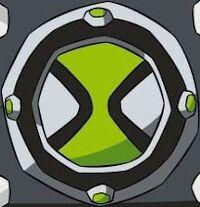 Omnitrix de Ben 10 Omniverse