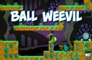 Game Creator Ball Weevil