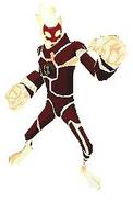 Protector of Earth Heatblast