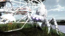 Silver Assault Spider