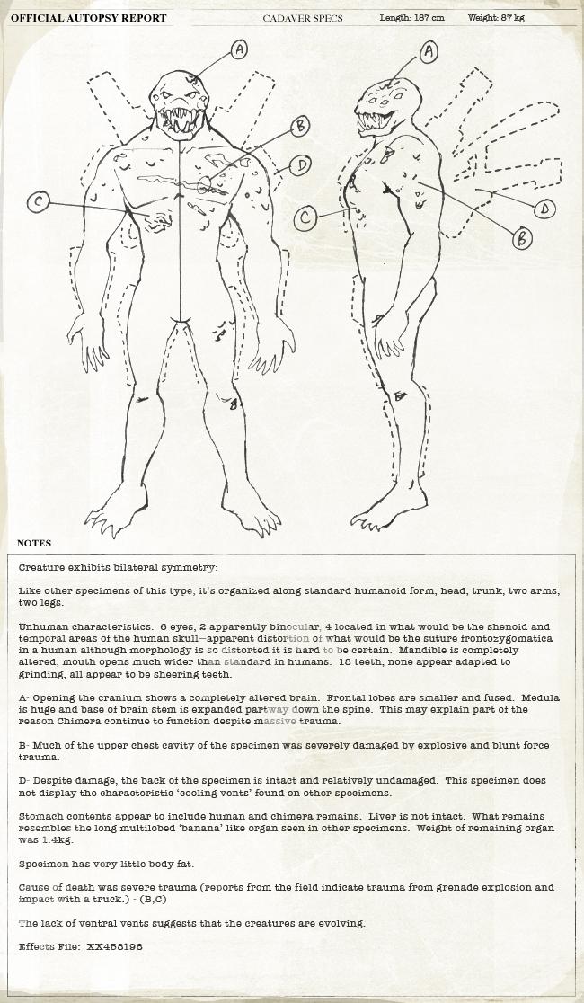 Chimera (Resistance) | Alien Species | FANDOM powered by Wikia
