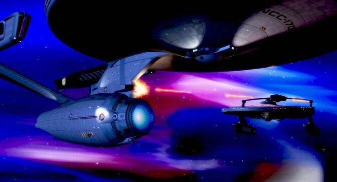 Mutara nebula battle
