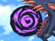 Alpha Hydranoid usando Pesadilla Indigo