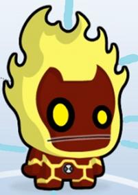 Toonix de Fuego