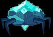 Gem Cave Creature