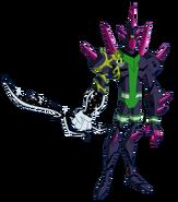 Alien x arm