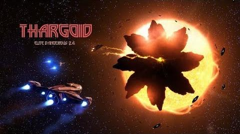 Elite Dangerous THARGOID 2