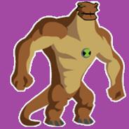 Humungosaurio en creador de juegos