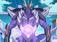 Infinity Helios usando Cañon de Roca