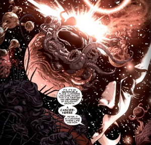 Cancerverse (Guardians of the Galaxy Vol 2 21)