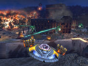 Nexos attack Bellville