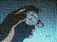 Neo Ziperator en forma bola cerrado y cellado