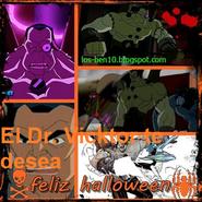 Feliz Halloween te desea el Dr. Vicktor