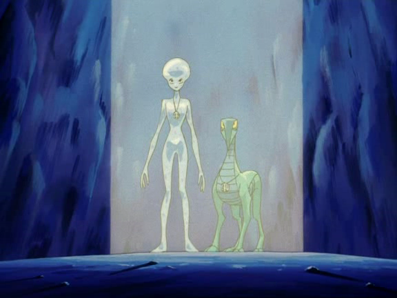 Scooby Doo Alien Invaders Crystal