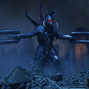 Gigan Upgraded (Final Wars)