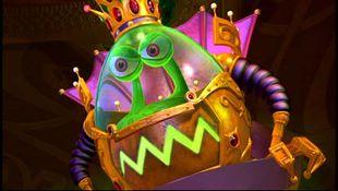 Jimmy Neutron King Goobot V