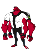 Omniverse Young Four Arms