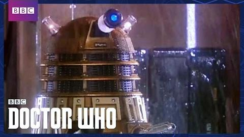 """You Would Make A Good Dalek"" - Dalek - Doctor Who - BBC"