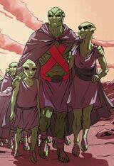 Green Martian (DC)