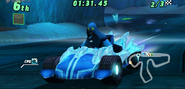 Frío en Kylmyys en Galactic Racing