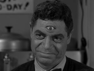 Venusian Twilight Zone will the real martian please stand up 1961